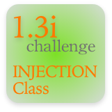 1.3i Challenge & INJECTION Class